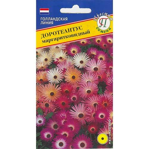 Доротеантус маргаритковый, смесь окрасок изображение 1 артикул 71445