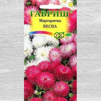 Маргаритка Весна, смесь окрасок